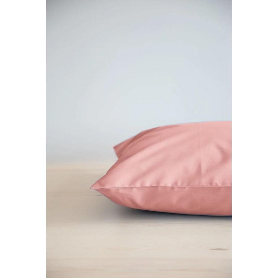 Σεντόνι Μονό Unicolors Rouge Pink Nima 160X260