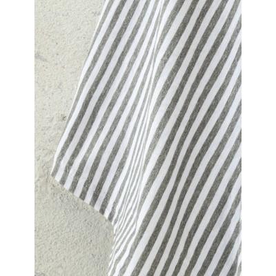 Σεντόνι Naem Striped Gray Nima King Size 260X280