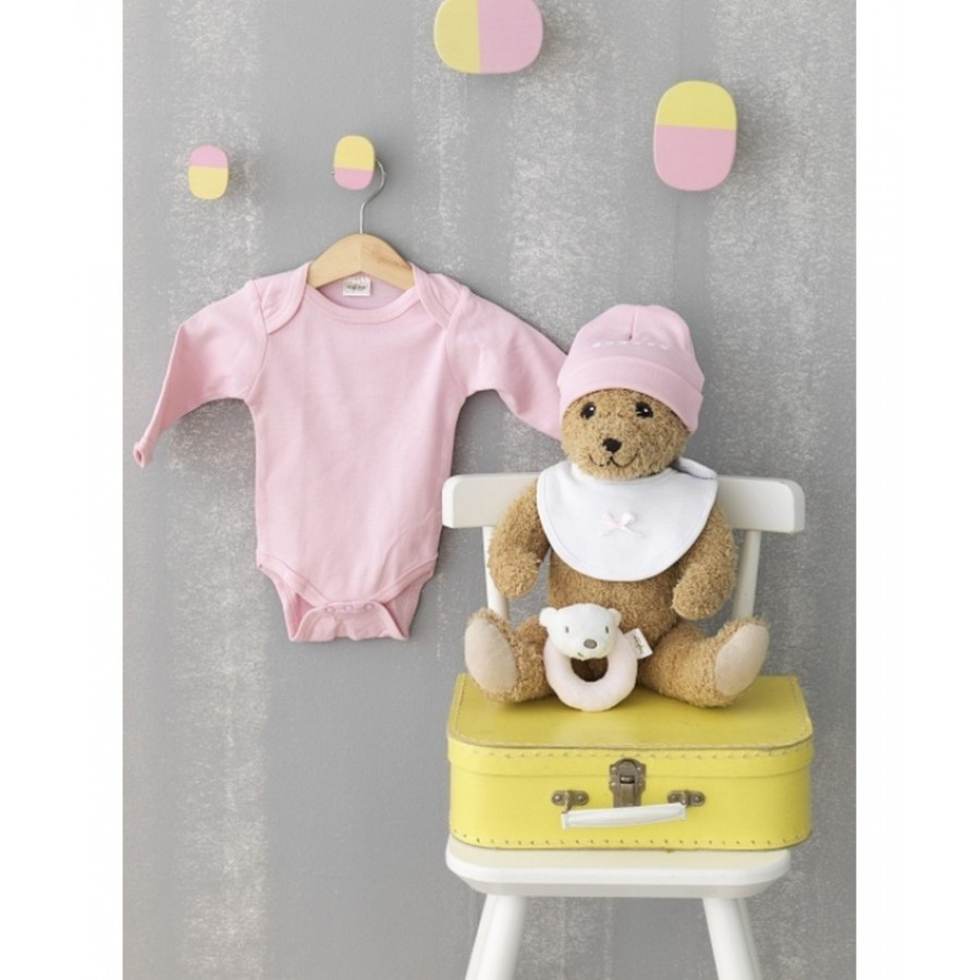 Δώρο για Νεογέννητο σετ nb0100 Ροζ  Palamaiki