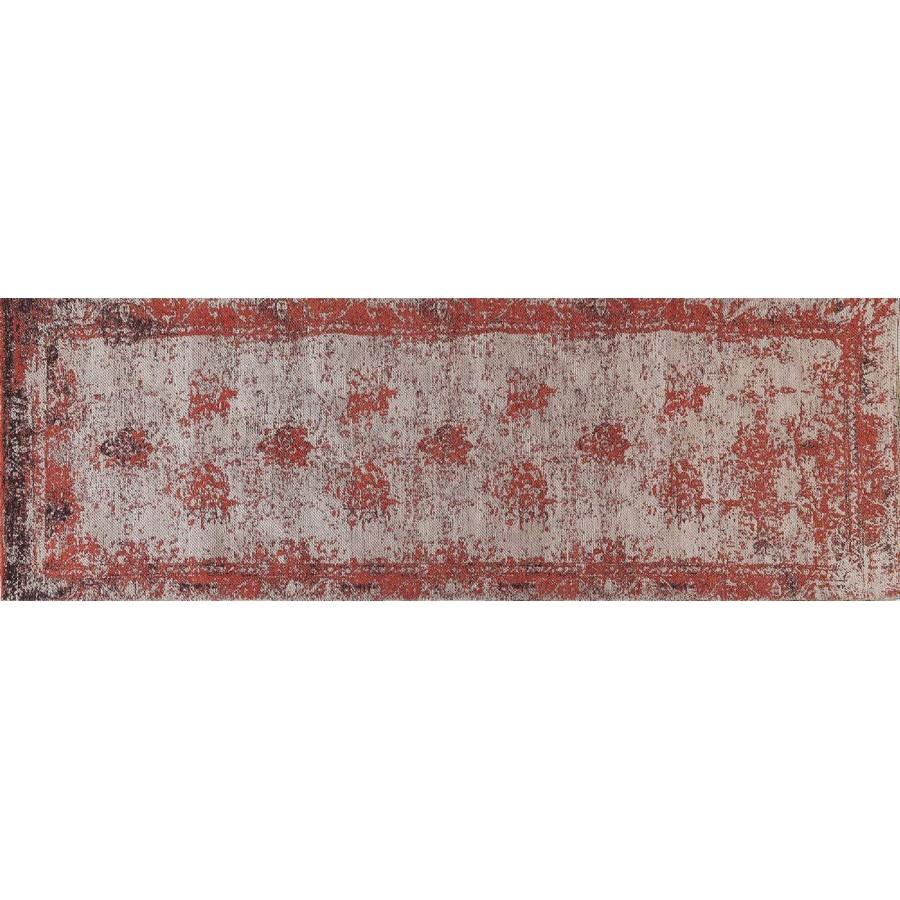 Πατάκια Σετ vintage Κόκκινο 70X220 Palamaiki
