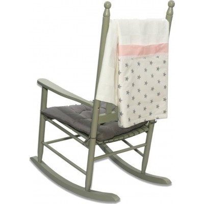 Πικέ Κουβέρτα Elephant Ροζ Abo 100x150