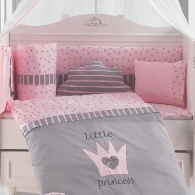 Σετ Προίκας 9Τμχ Little Princess Abo