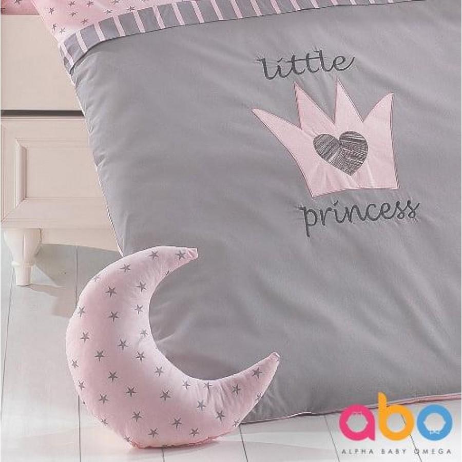 Σετ Προίκας 9Τμχ Με Θόλο Little Princess Abo