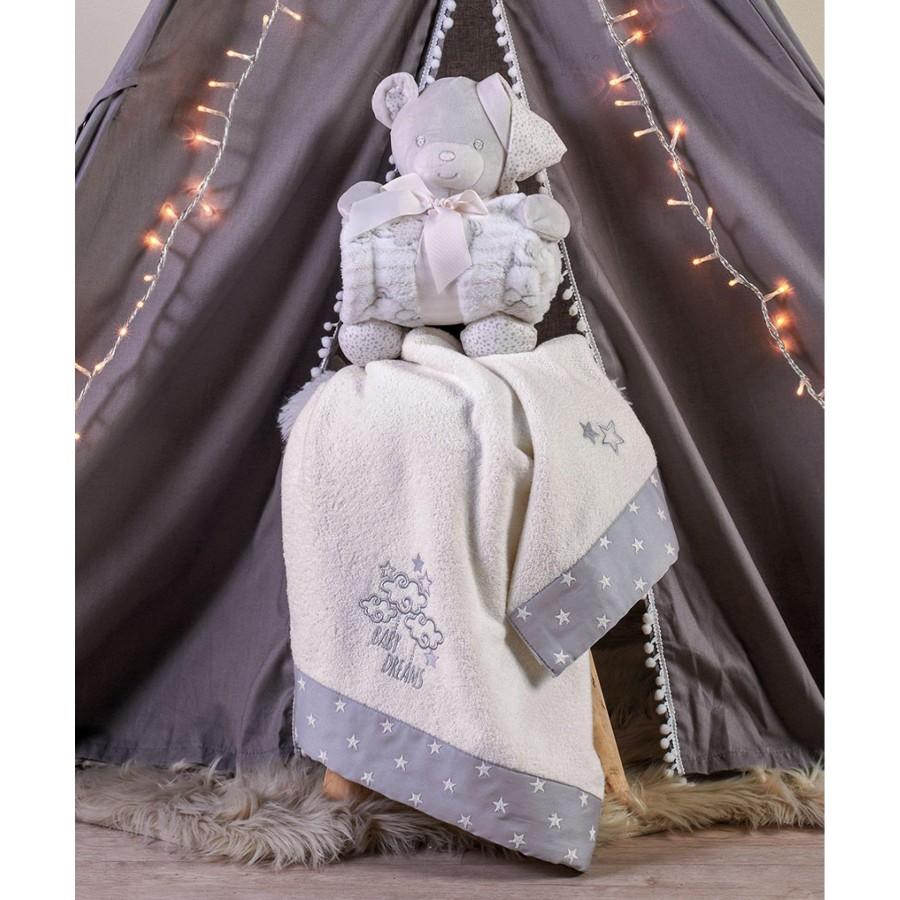Baby Dream Πετσέτες Σετ 2 Τεμ  Kentia 70X125 - 40X60
