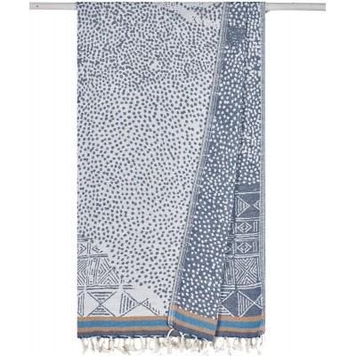 Cythera Παρεό Διπλής Όψης Kentia 90X180