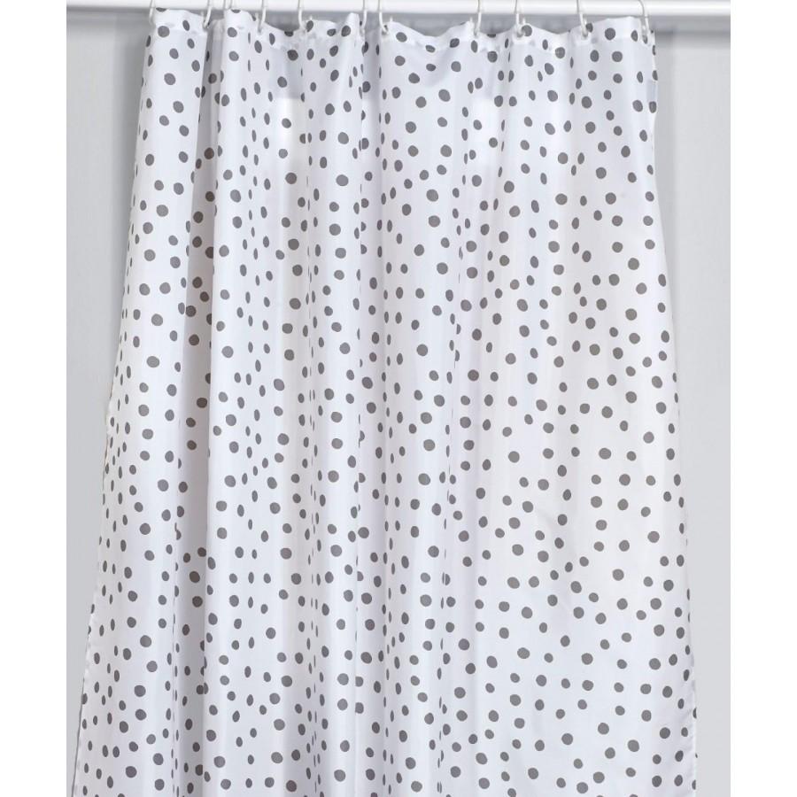 Dots Κουρτίνα Μπάνιου 180Χ200 Kentia 180X200