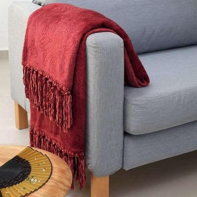 Κουβέρτα Καναπέ Bimba Apple Melinen 130Χ170