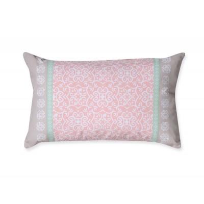 Διακοσμητικό Μαξιλάρι Donanim Pink 33x55
