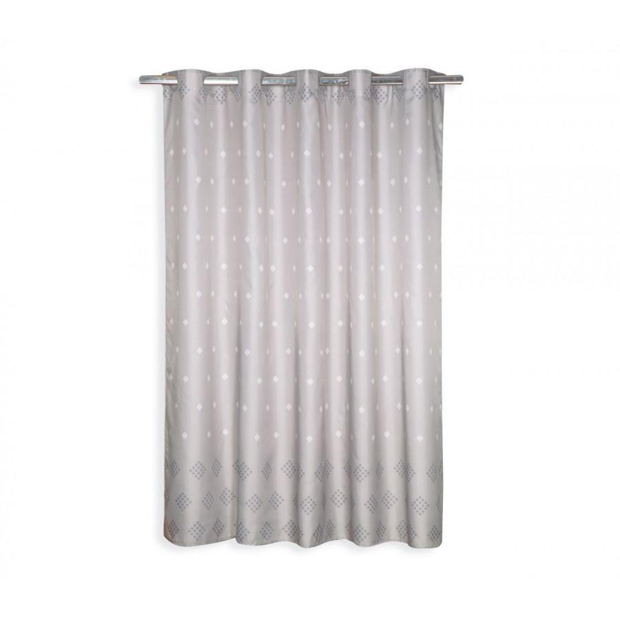 Κουρτίνα Μπάνιου Infinity Beige Nef-Nef 180X180