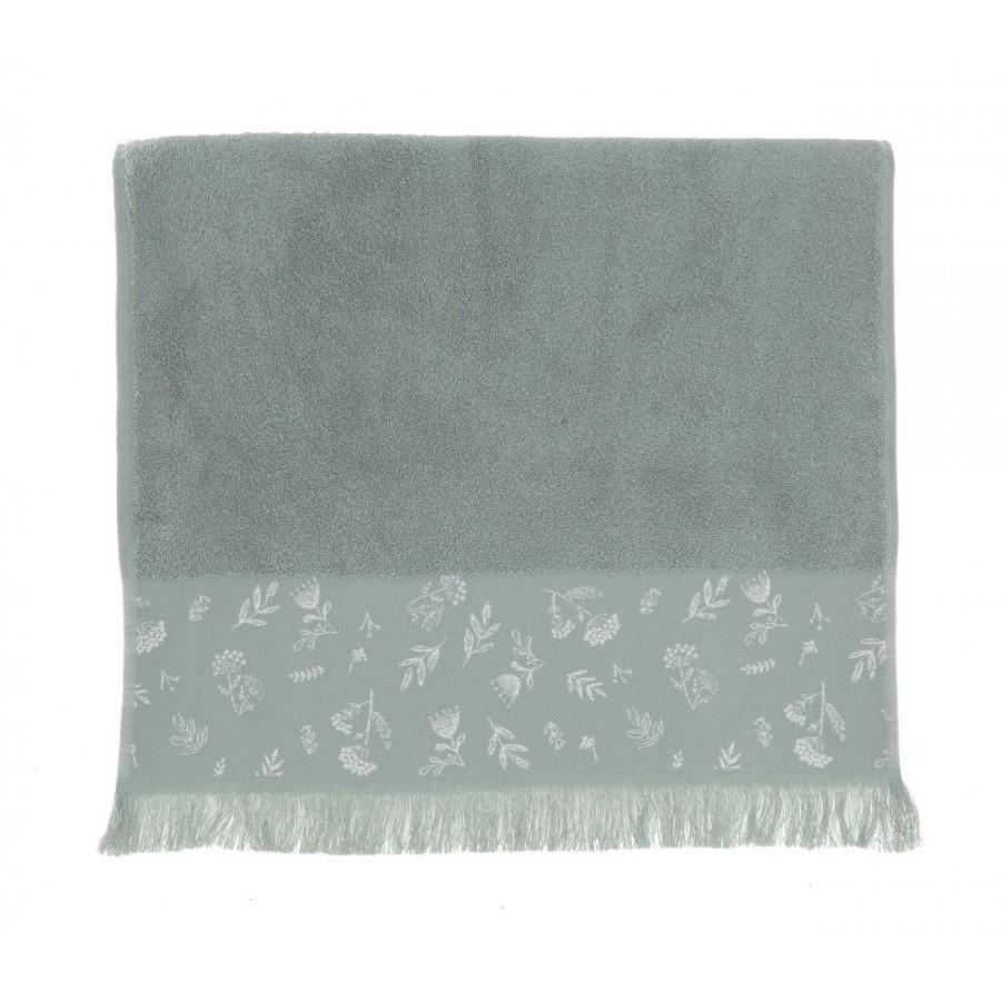 Πετσέτα Χεριών Chrystabel Green Nef-Nef 30X50