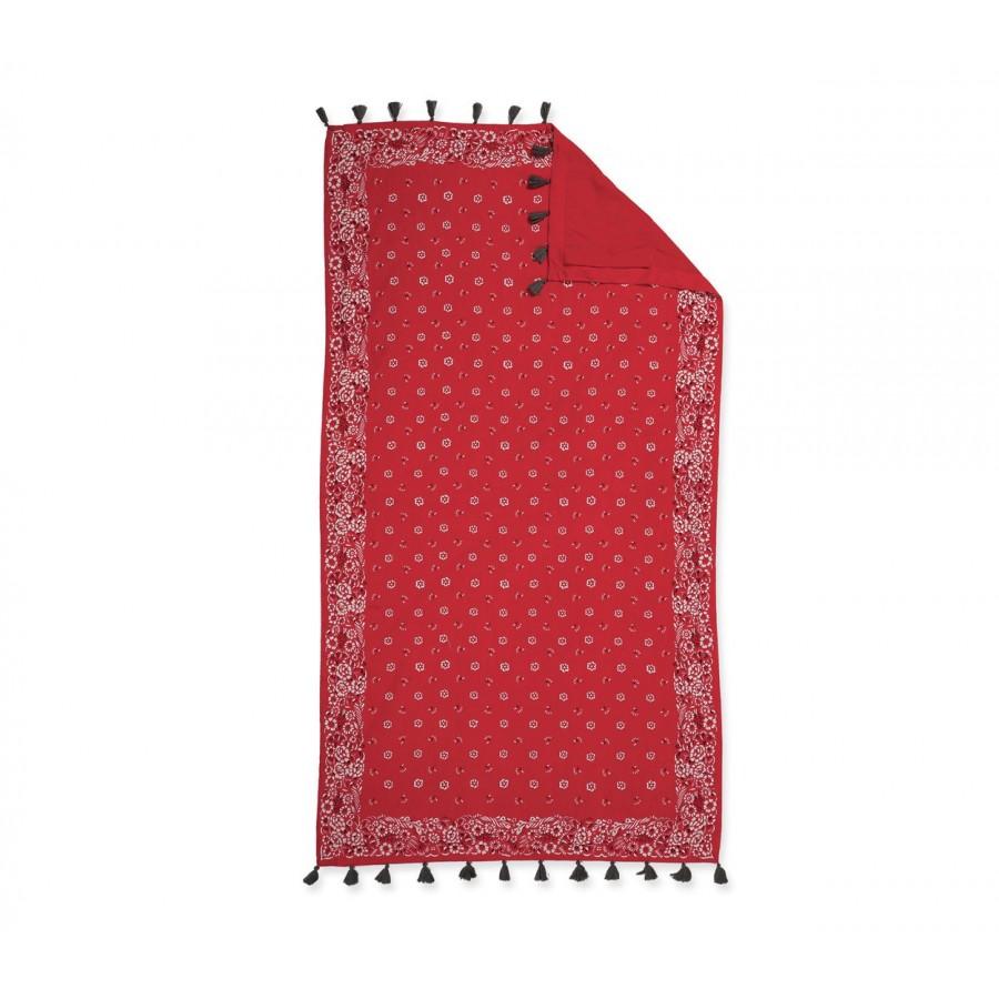 Πετσέτα Θαλάσσης Bandana 90X170 Red