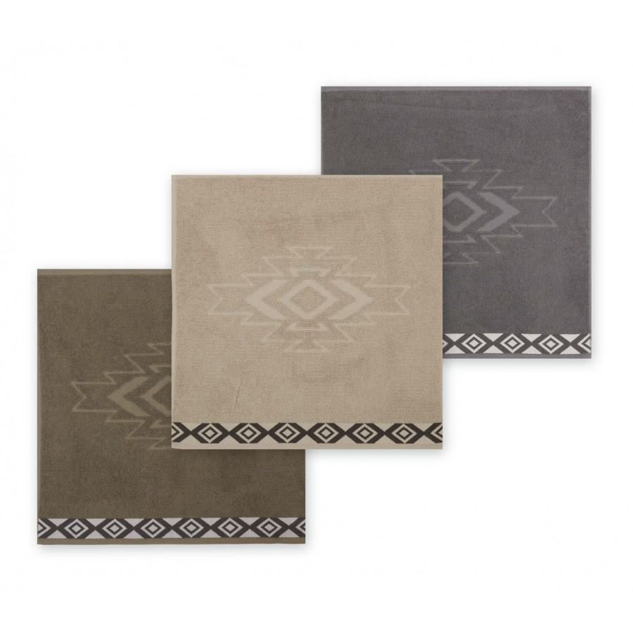 Ποτηρόπανο Φροτε Village Linen Nef-Nef  50X50